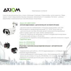 Хорошие новости от AXIOM: новые объективы на складе!
